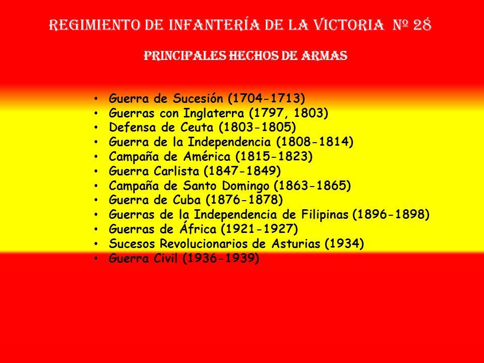 Regimiento de Infantería de la victoria nº 28