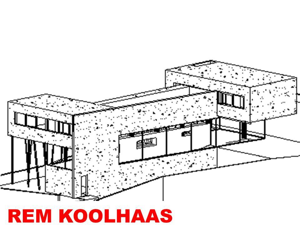 REM KOOLHAAS