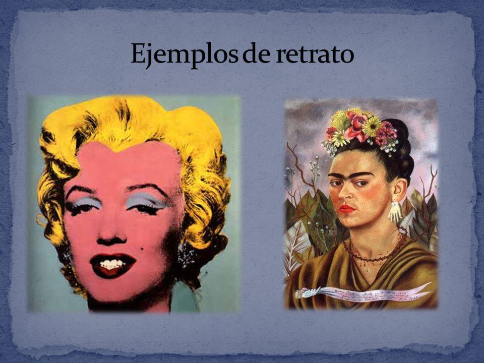 Ejemplos de retrato
