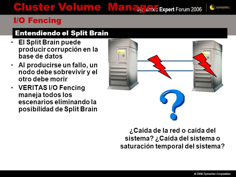 Cluster Volume Manager