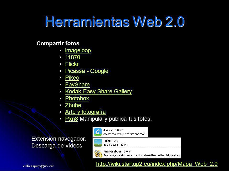 Herramientas Web 2.0 Compartir fotos imageloop 11870 Flickr
