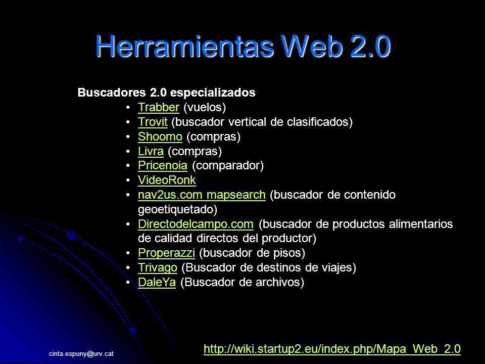 Herramientas Web 2.0 Buscadores 2.0 especializados Trabber (vuelos)