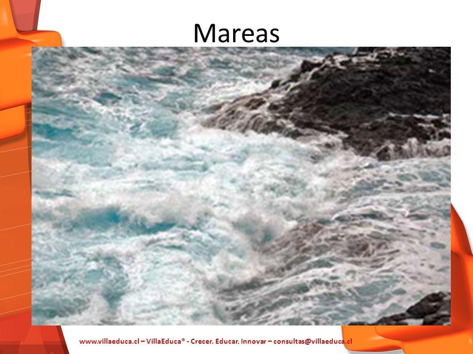Mareas www.villaeduca.cl – VillaEduca® - Crecer. Educar. Innovar – consultas@villaeduca.cl