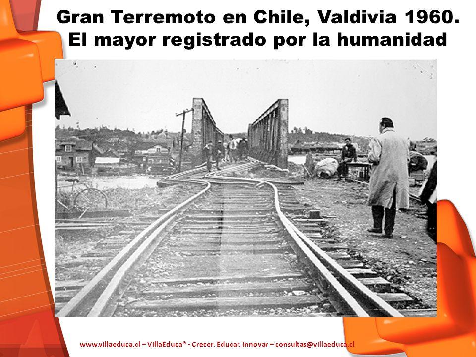 Gran Terremoto en Chile, Valdivia 1960