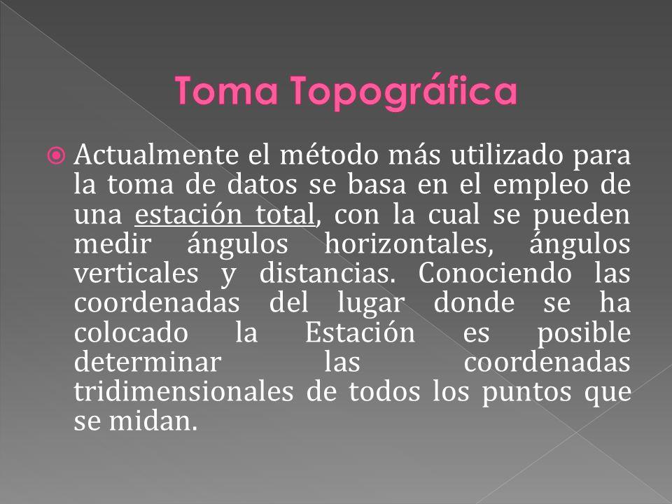 Toma Topográfica