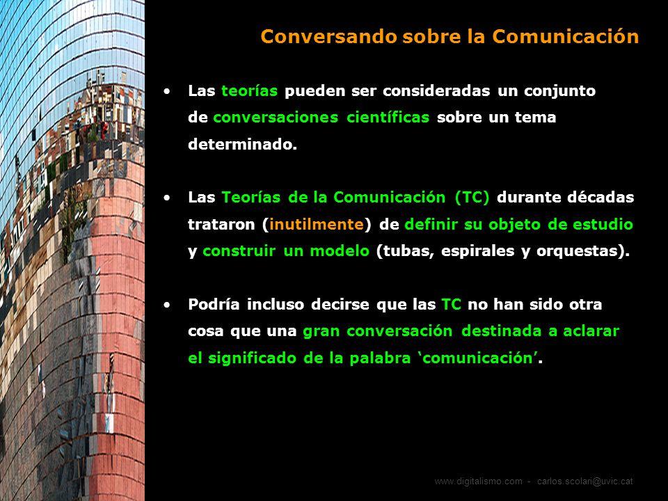 Conversando sobre la Comunicación