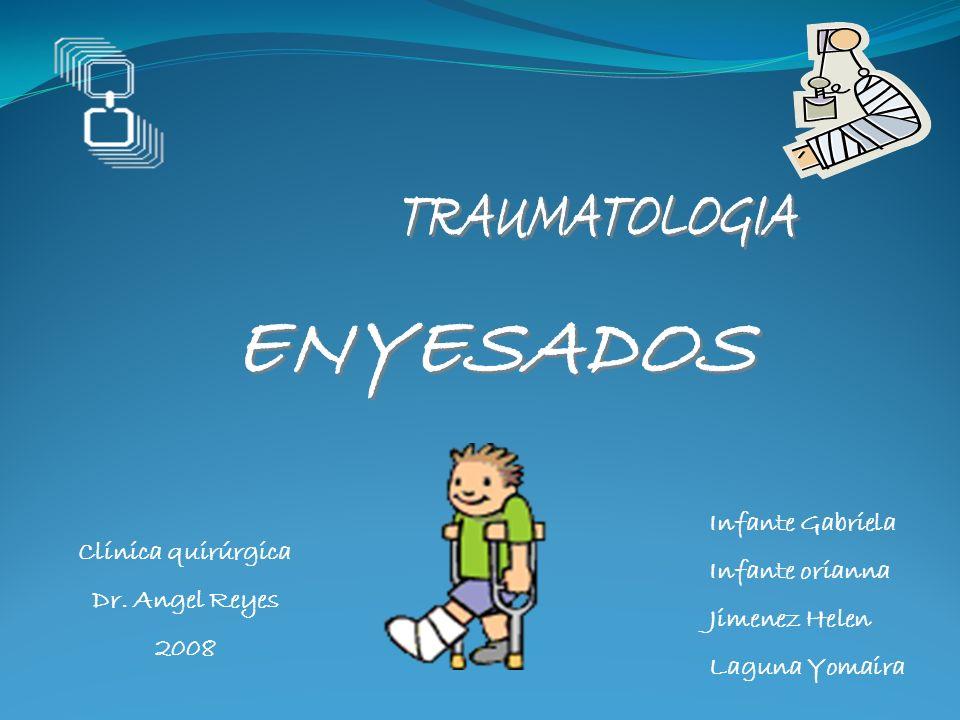 TRAUMATOLOGIA ENYESADOS
