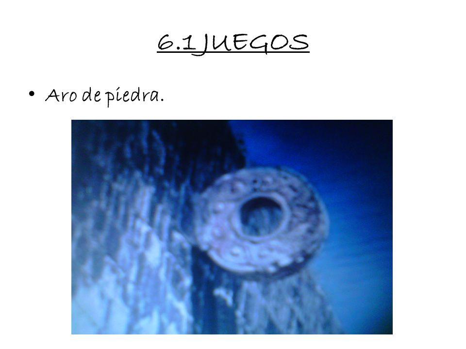 6.1 JUEGOS Aro de piedra.