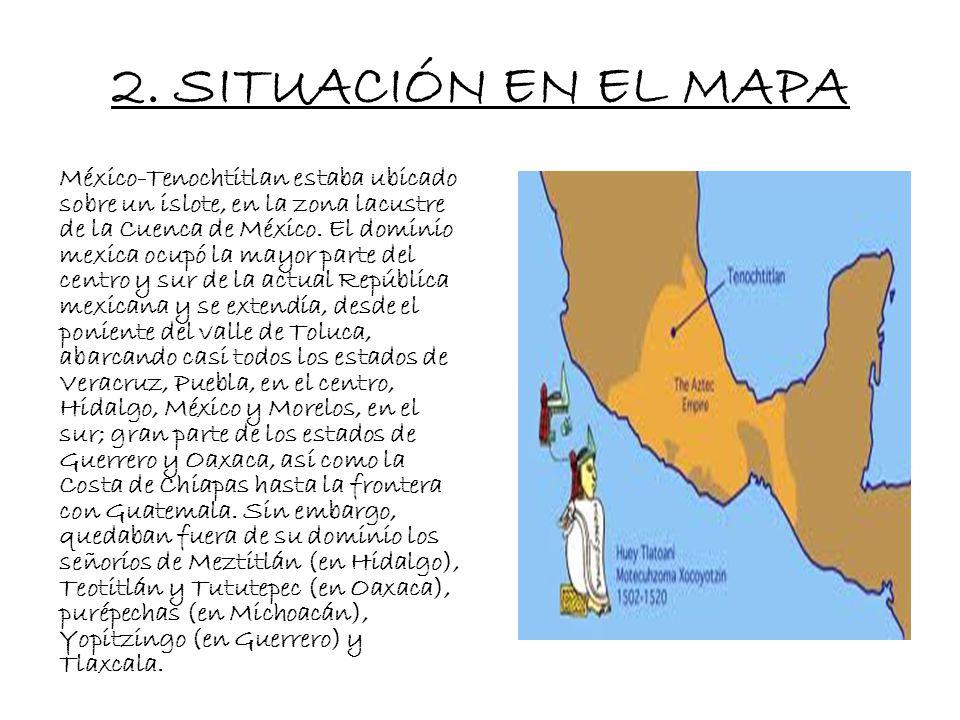 2. SITUACIÓN EN EL MAPA