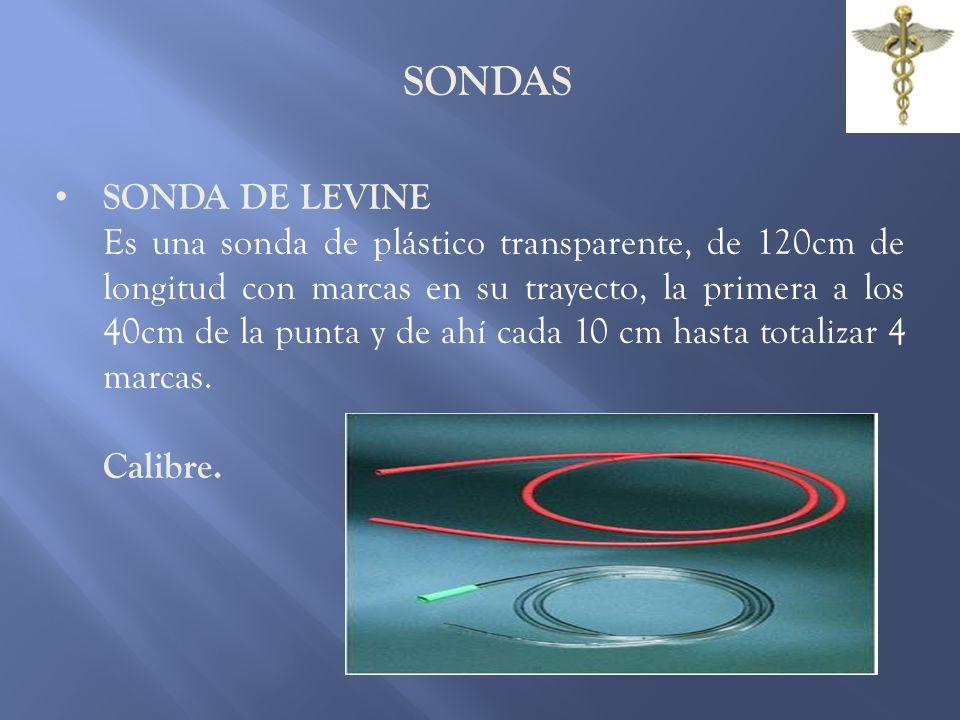 SONDASSONDA DE LEVINE.