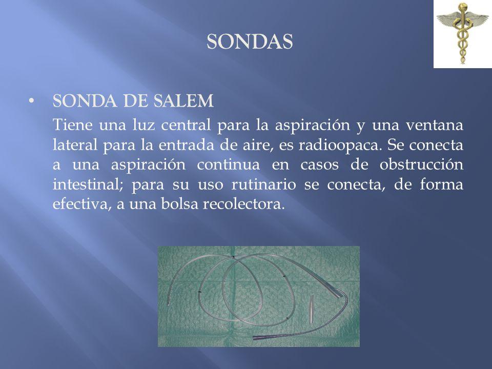 SONDAS SONDA DE SALEM.