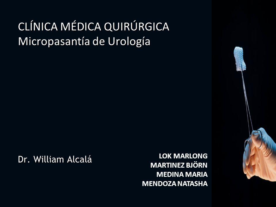 Clínica Médica Quirúrgica Micropasantía de Urología