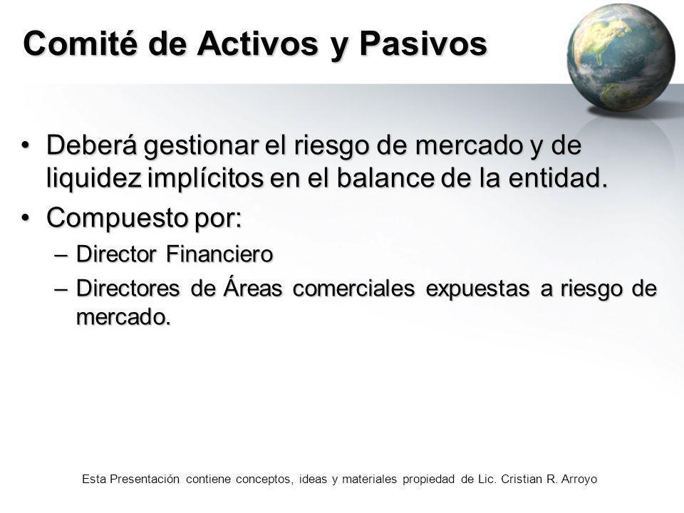 Comité de Activos y Pasivos