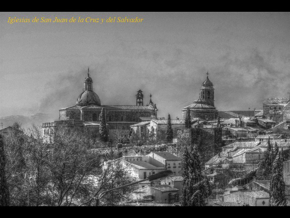 Iglesias de San Juan de la Cruz y del Salvador