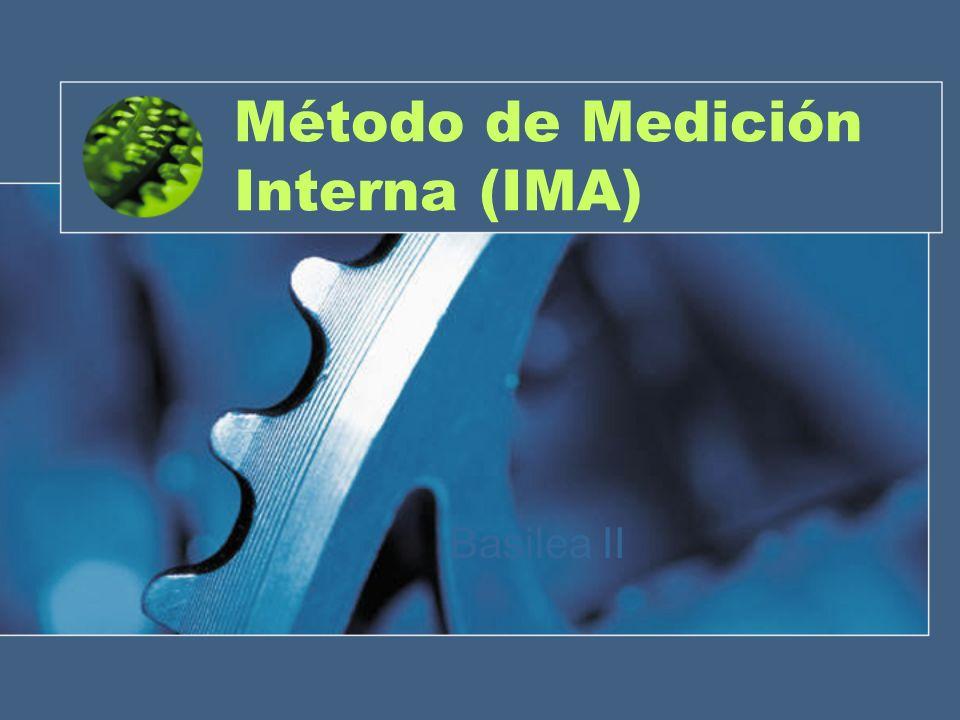 Método de Medición Interna (IMA)