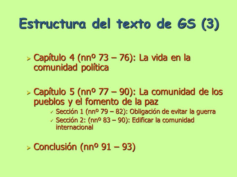 Estructura del texto de GS (3)
