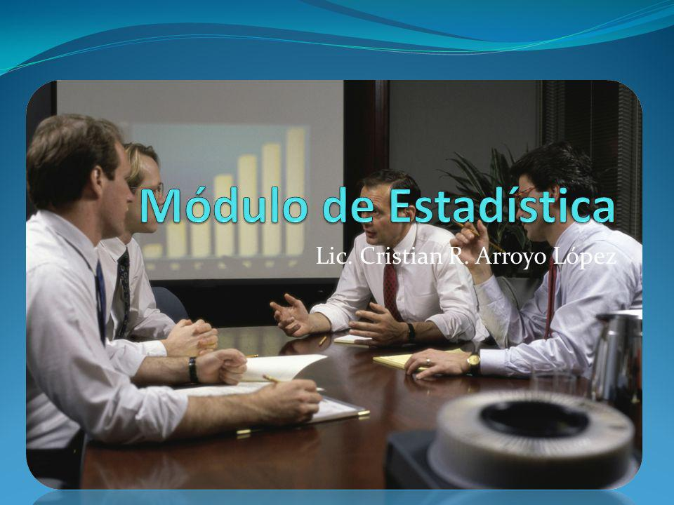 Lic. Cristian R. Arroyo López