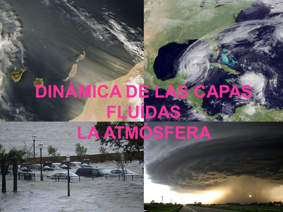 DINÁMICA DE LAS CAPAS FLUÍDAS