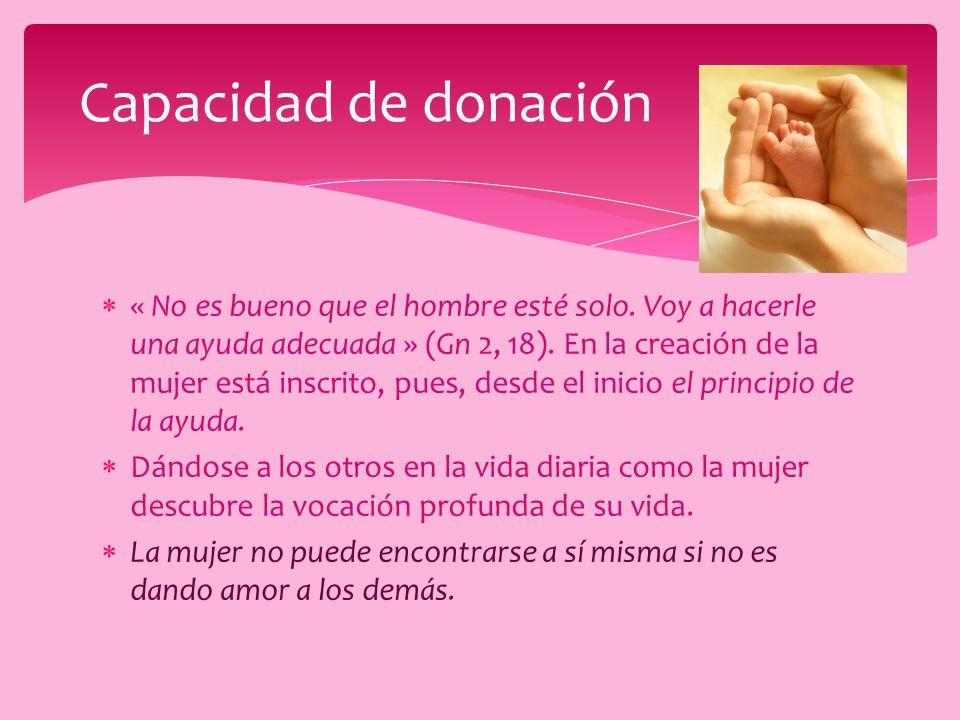 Capacidad de donación