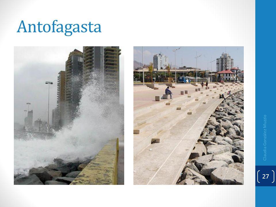 Antofagasta Claudia González Muzzio