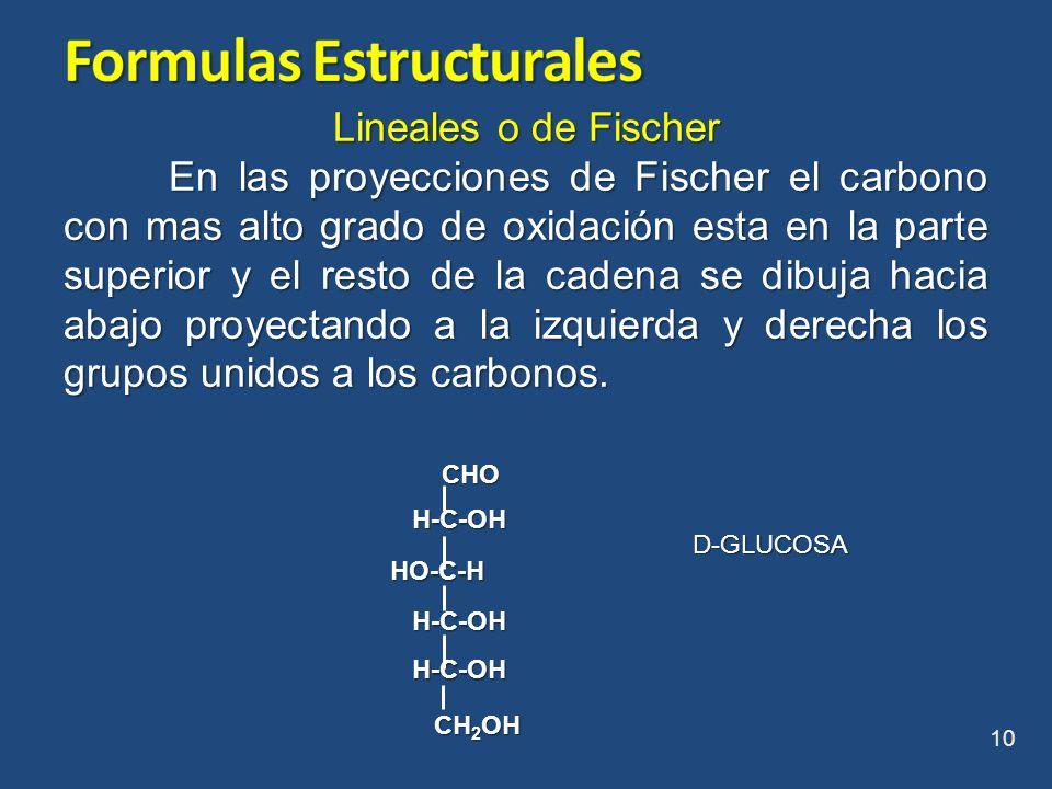 Formulas Estructurales