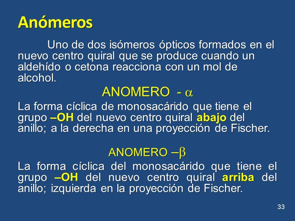 Anómeros