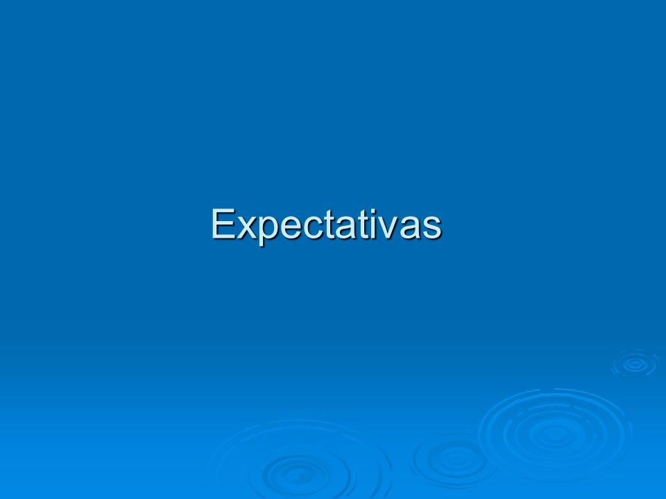 Expectativas 8:47 – 9:00 pedir un redactor para escribir las expectativas de los participantes