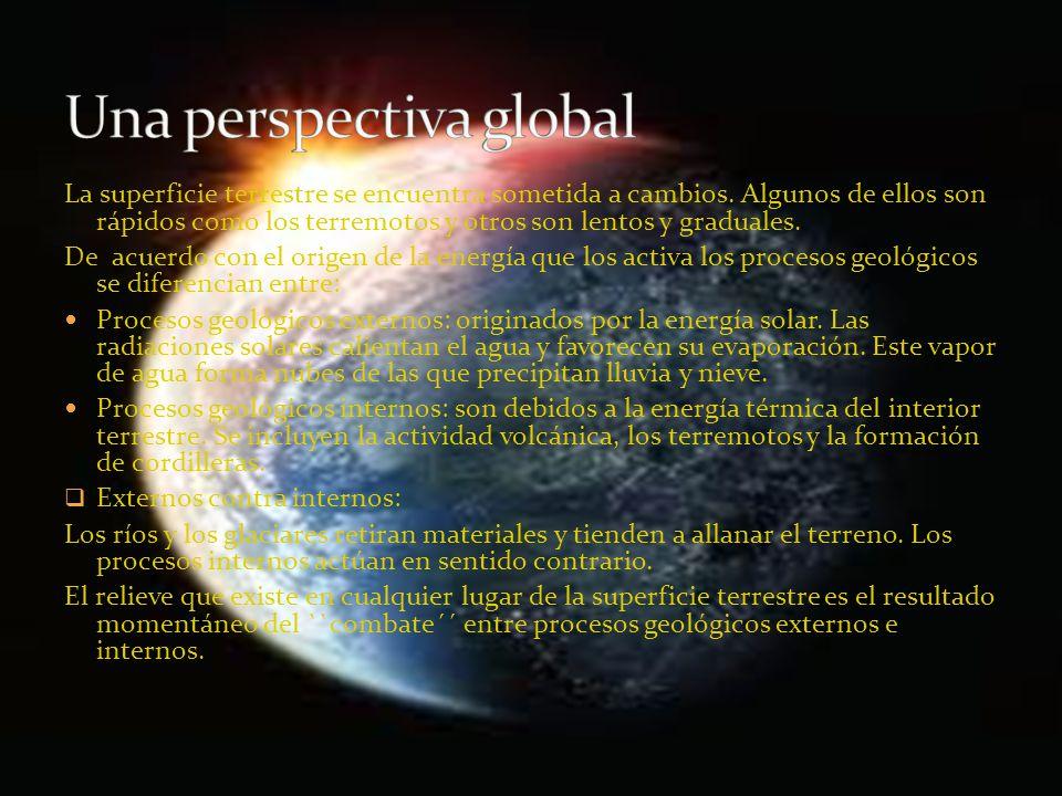 Una perspectiva global