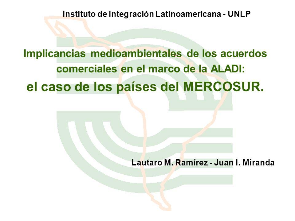 Instituto de Integración Latinoamericana - UNLP