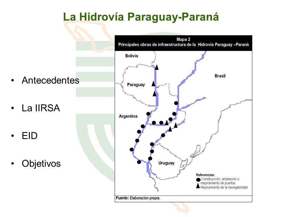 La Hidrovía Paraguay-Paraná