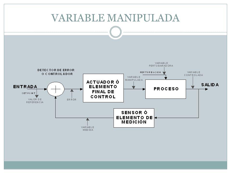VARIABLE MANIPULADA