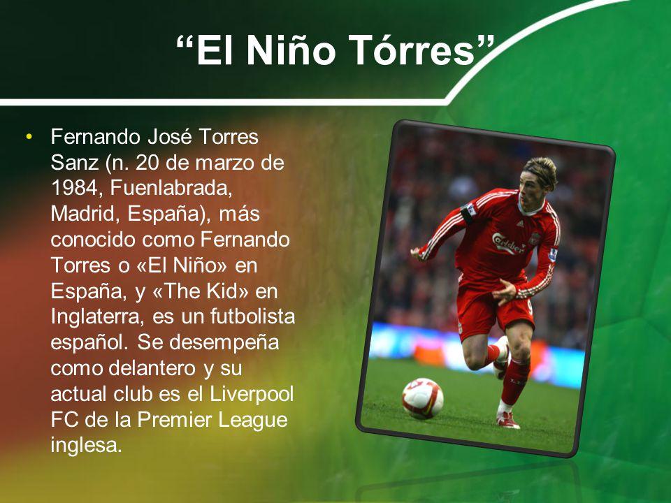 El Niño Tórres