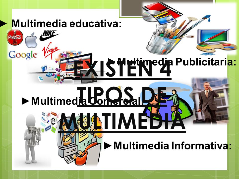► Multimedia educativa: