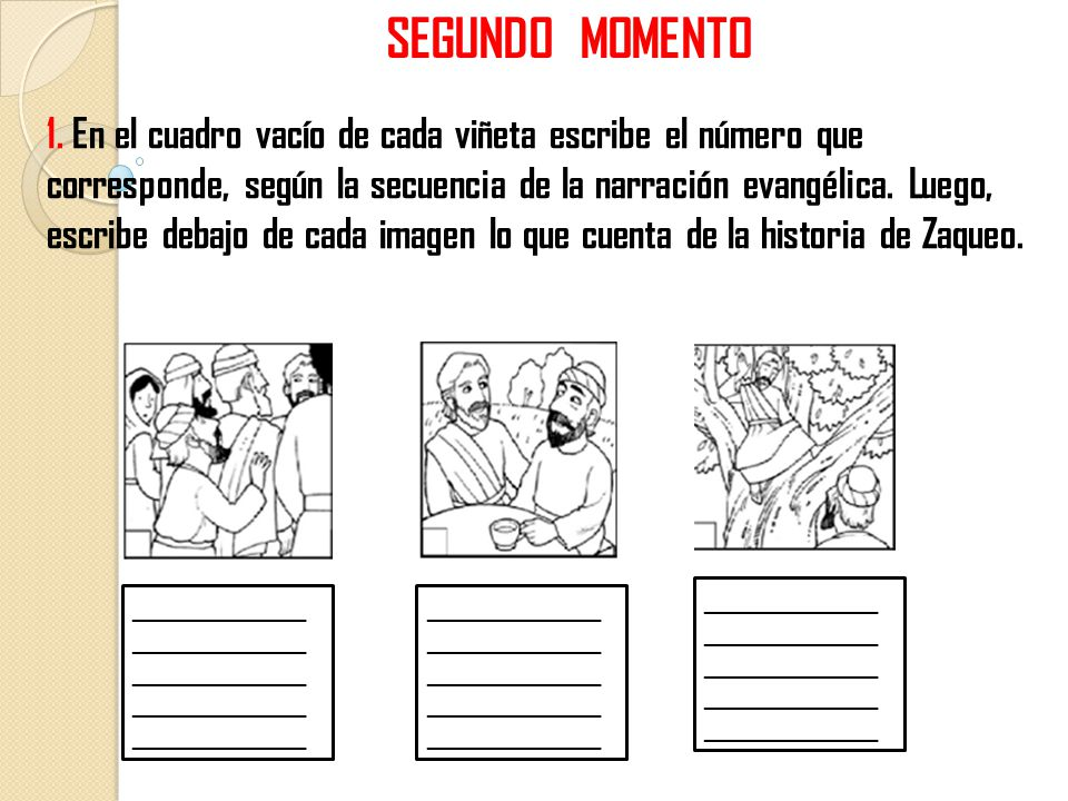 SEGUNDO MOMENTO