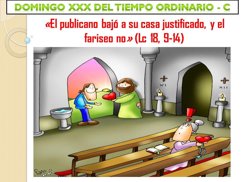 Domingo xxx del tiempo ordinario - c
