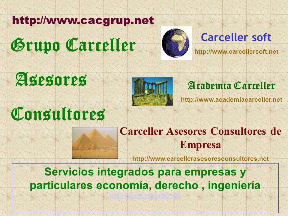 Carceller Asesores Consultores de Empresa