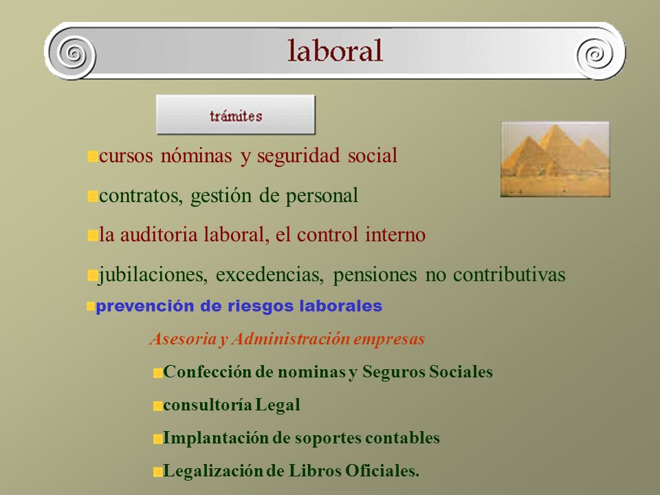 cursos nóminas y seguridad social contratos, gestión de personal