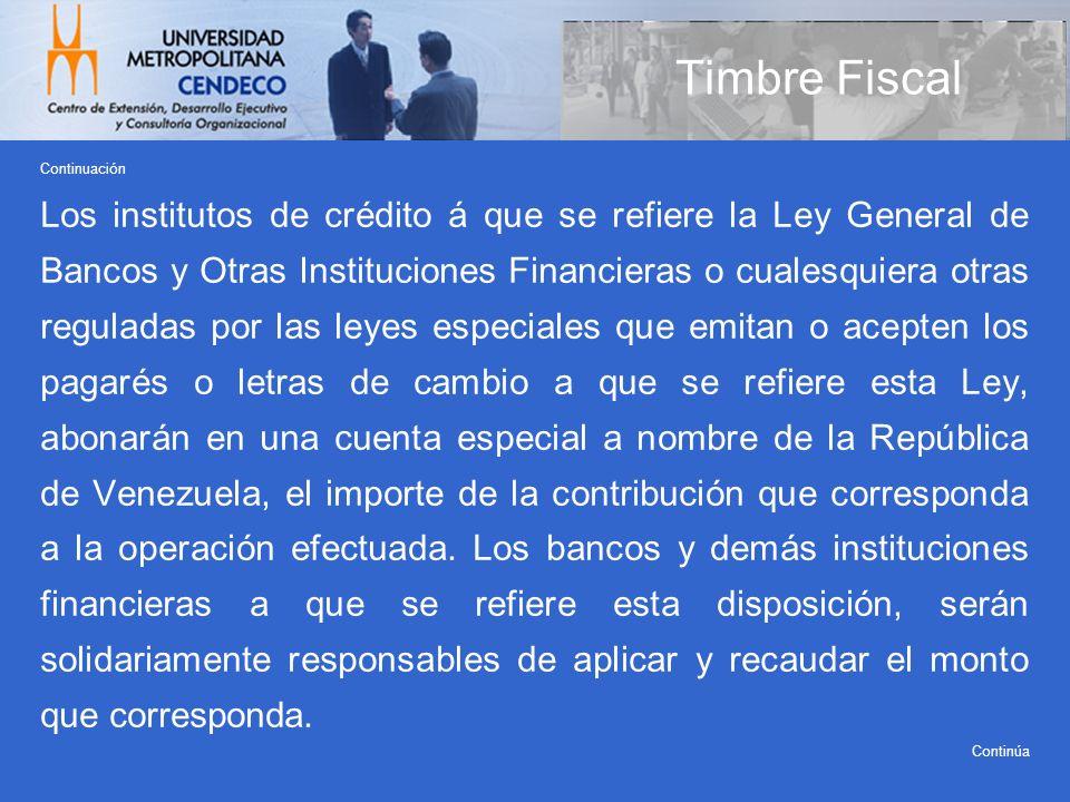 Timbre FiscalContinuación.