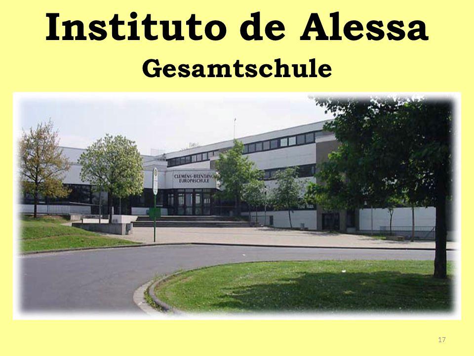 Instituto de Alessa Gesamtschule