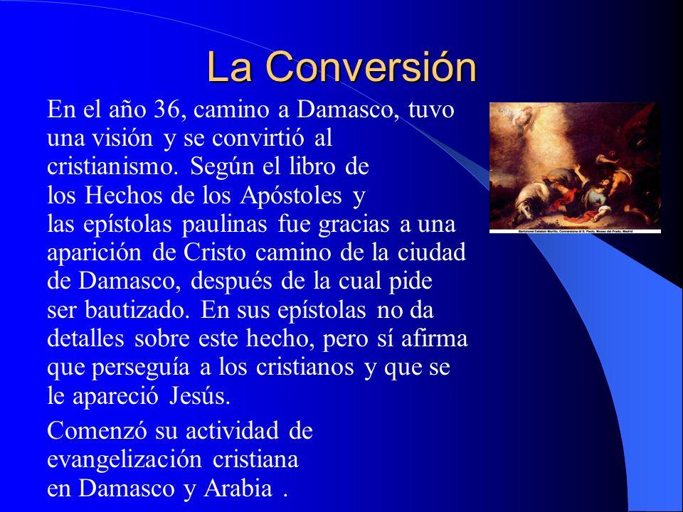 La Conversión
