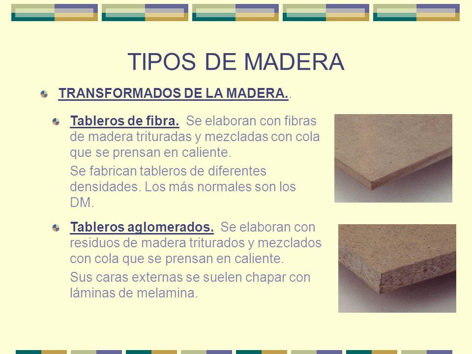 la madera la madera es un material de origen vegetal que