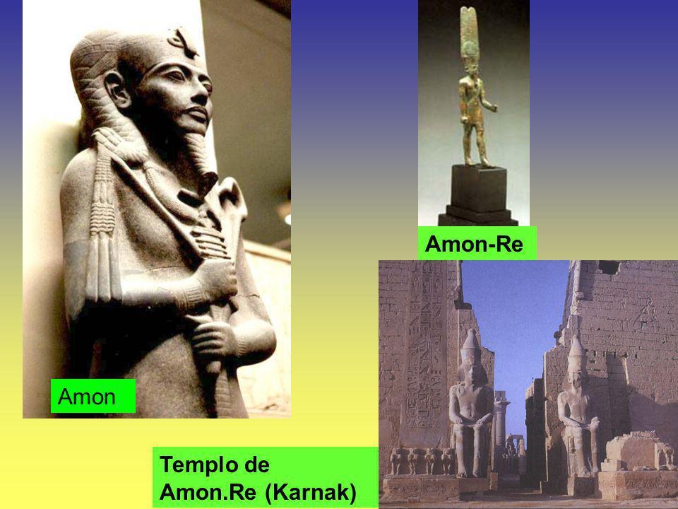 Amon-Re Amon Templo de Amon.Re (Karnak)