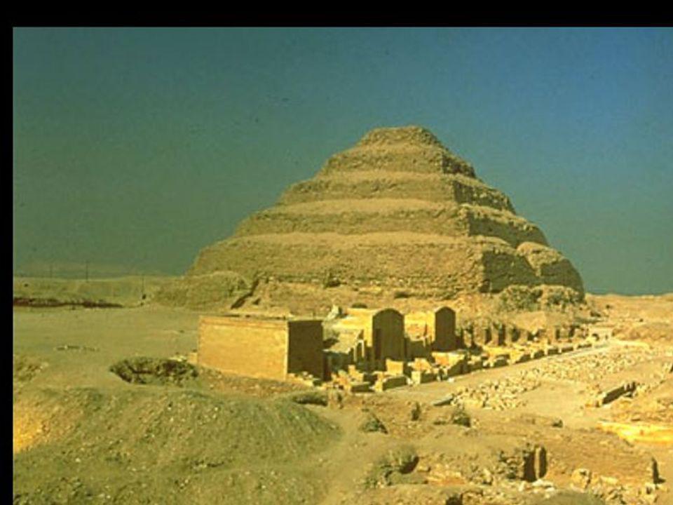 REINO ANTIGUO 2778 - 2200 ac Menfis Djeser III Dinastía Nubia (parte)