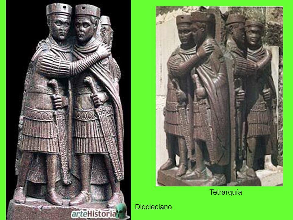 Tetrarquía Diocleciano