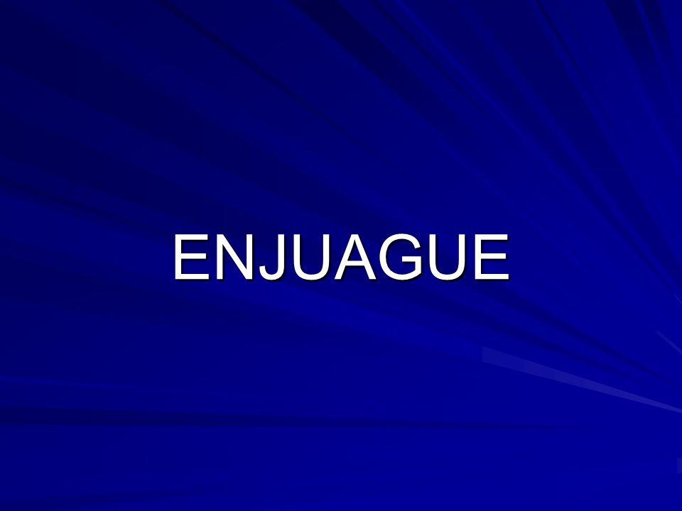 ENJUAGUE