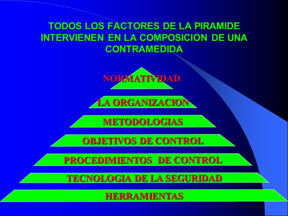 PROCEDIMIENTOS DE CONTROL TECNOLOGIA DE LA SEGURIDAD