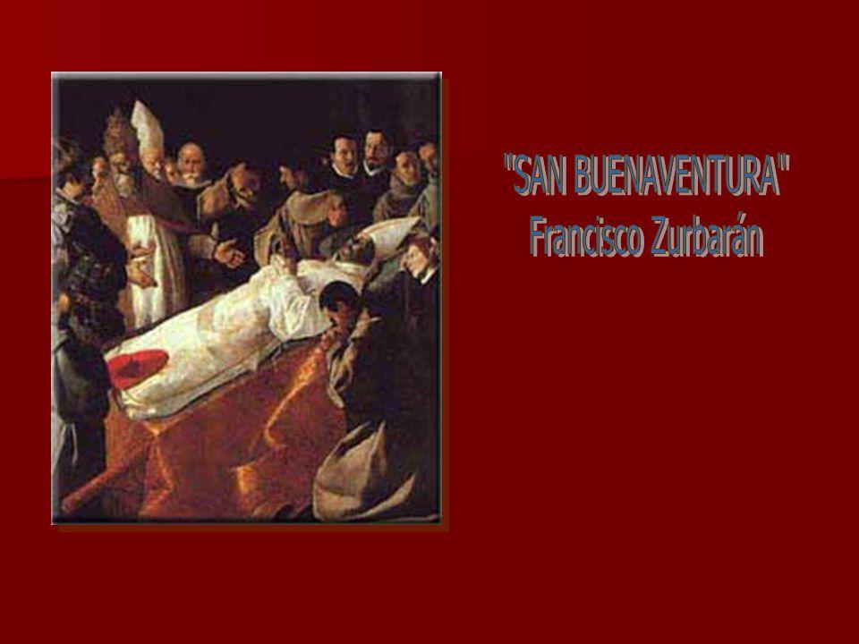 SAN BUENAVENTURA Francisco Zurbarán