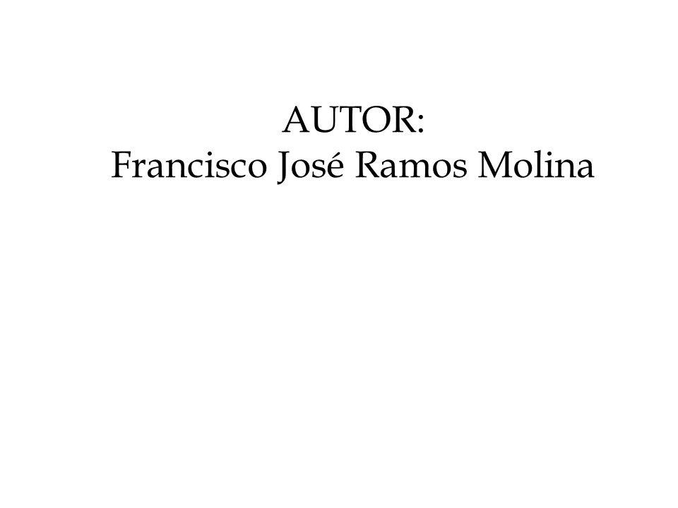 Francisco José Ramos Molina