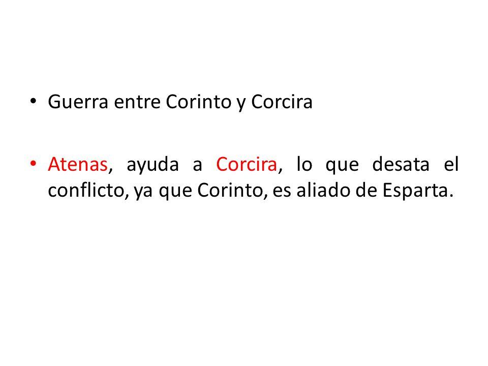 Guerra entre Corinto y Corcira