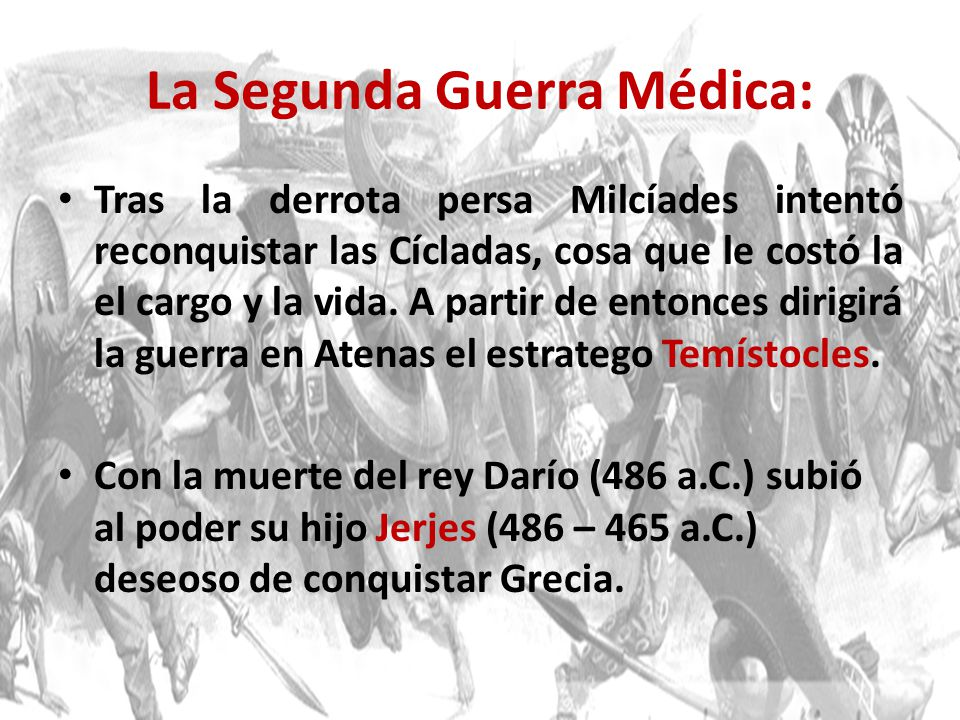 La Segunda Guerra Médica: